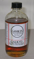 Gamblin Galkyd - alkyd oil medium