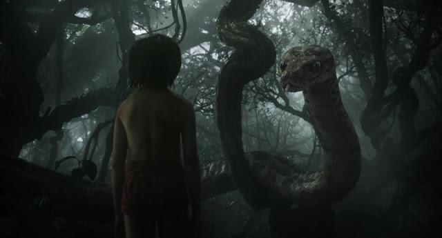 Mowgli and Ka