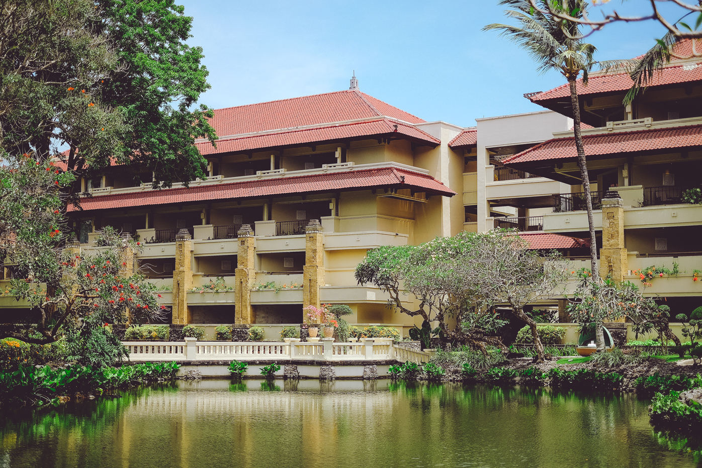 Weekend well spent at intercontinental bali hotel review for Hotel week end