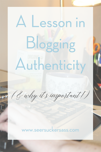 Why Blogging Authenticity is Important