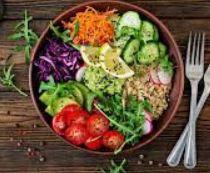 insalata vegan