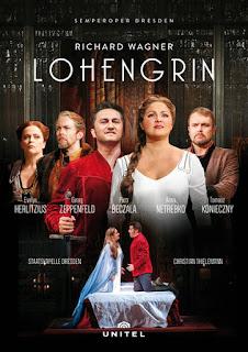 """Resultado de imagen de Wagner: """"Lohengrin"""". Desde la Semperoper"""