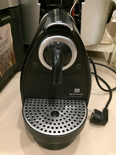 Sửa máy pha cà phê Nespresso