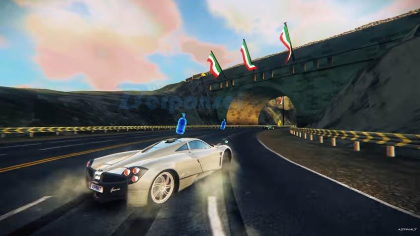 game balapan mobil android 3D offline dan ringan
