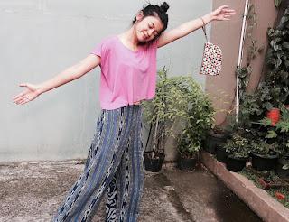 Arifah Lubai Senyum