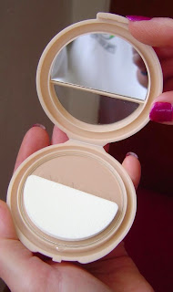 NYC New York Color's NEW Smooth Skin BB Radiance Perfecting Powder (001 Naturally Beige), opened.jpeg