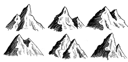 Here Dragons Abound: How To Decorate a Mountain