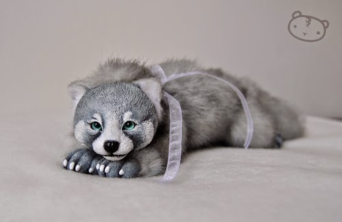 14-Grey-Red-Panda-Lisa-Toms-Maker-of-Mythical-Creatures-and-Pet-Dolls-www-designstack-co
