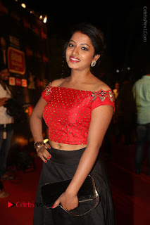 Actress Navya Stills Gemini TV Puraskaralu 2016 Event  0028.JPG