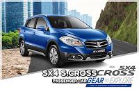 SX4 S.CROSS
