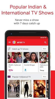 Airtel TV APK 1.8.0 for Android