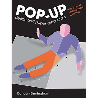 cover photo:  pop up design and paper mechanics