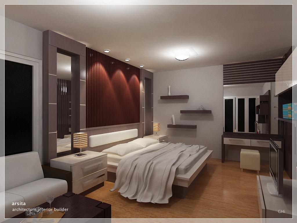 Desain Kamar Tidur Utama Rumah Minimalis Rumah Idaman