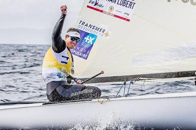 VELA - Campeonato de Europa de Finn 2017 (Marsella, Francia)