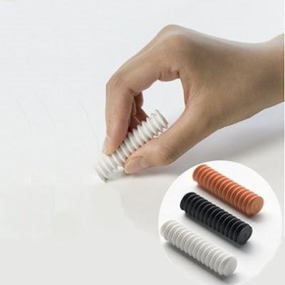 Spiral Erasers