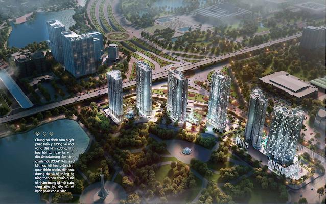 Ra mắt dự án D Capitale Trần Duy Hưng