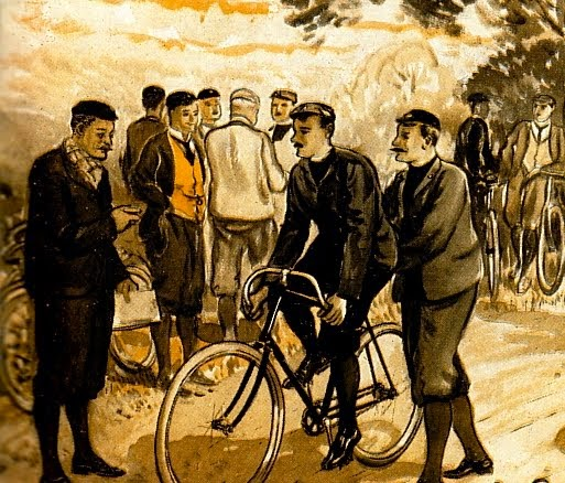 Vintage Bicycling