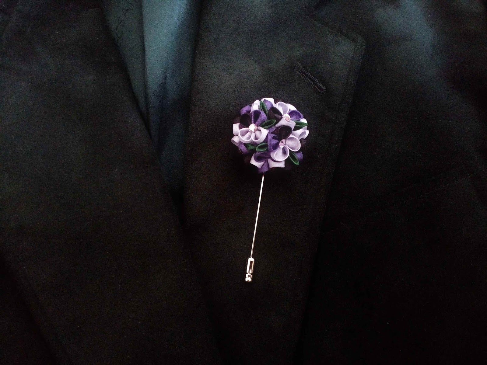 how to make scarf pins
