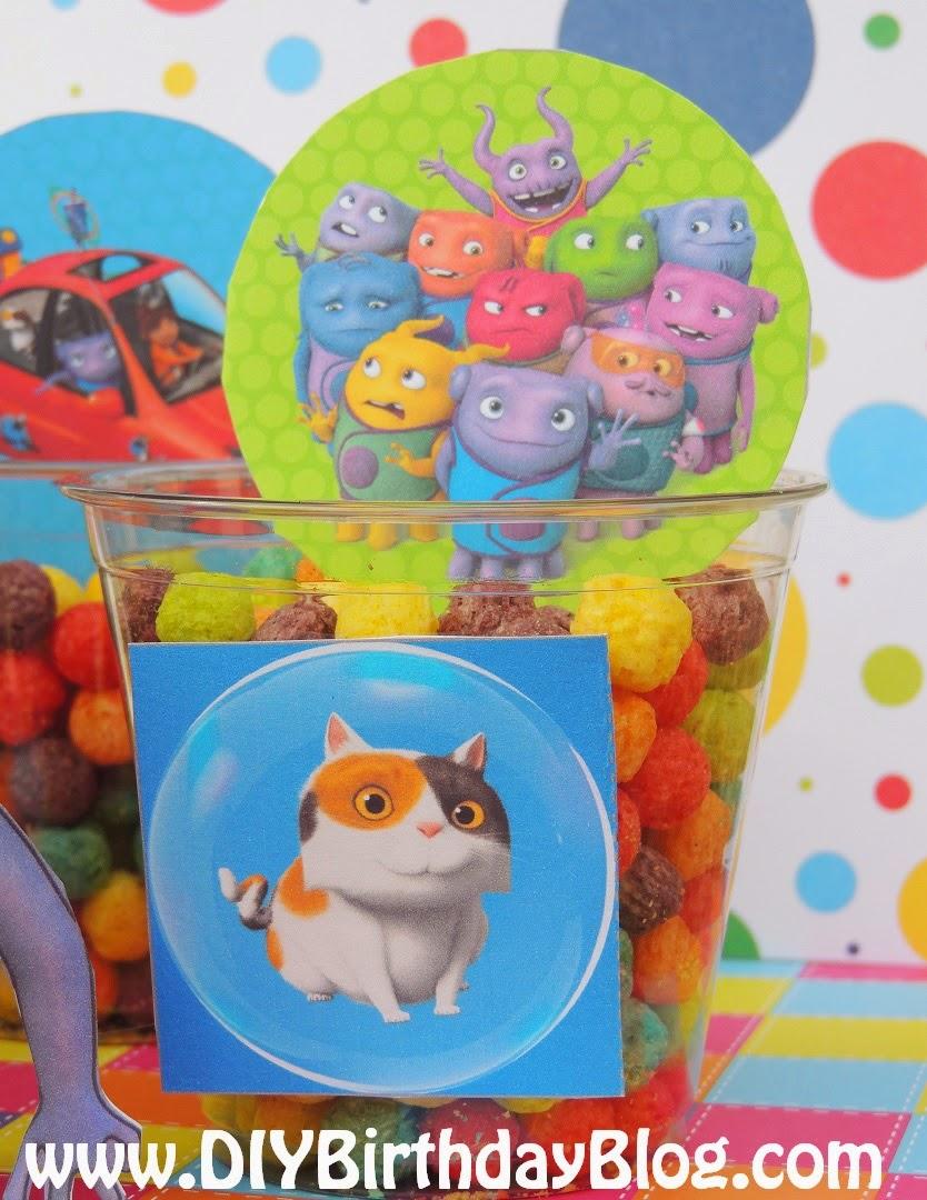 DIY Birthday Blog Home Birthday Party Idea Tip Oh Pig The Cat