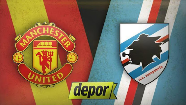 Manchester United vs Sampdoria Full Match & Highlights 02 August 2017