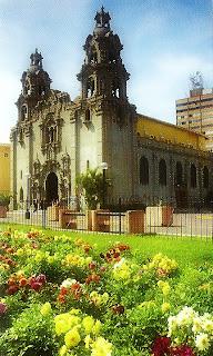 Iglesia de la Virgem Milagrosa, em Lima