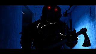 El Monstruo protagonista del corto Space Trash Bag