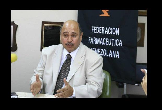 Presidente de Fefarven: Las farmacias quiebran por el bajo margen de comercialización