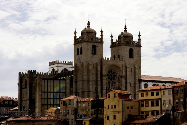Centro histórico Porto