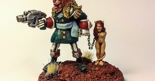 Rogue Trader and Retinue Project - Underway