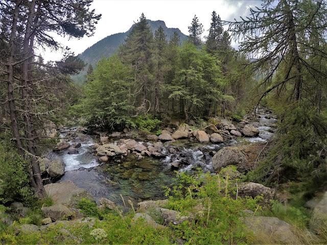 Parco naturale Mont Avic valle d'aosta