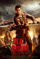 Dead Rising: Watchtower (2015) Poster