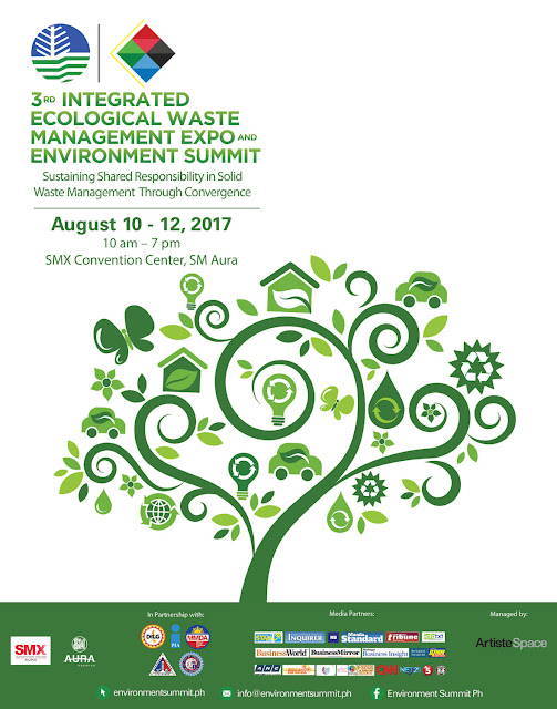 Mark your calendars for the 3rd Integrated Waste Management Expo and Environment Summit