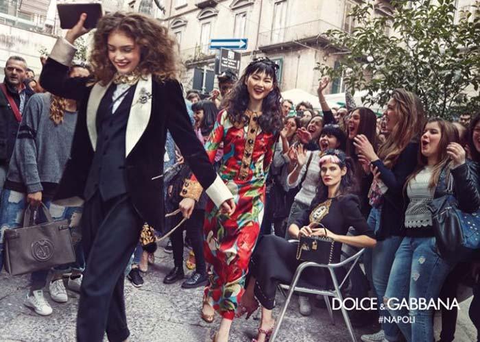 Dolce & Gabbana Fall 2016 Campaign
