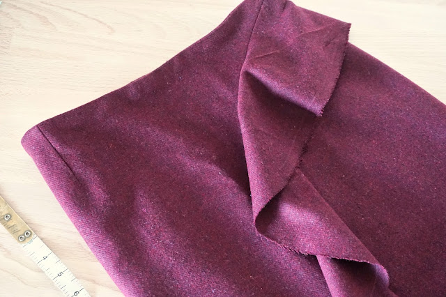 cool britannia. new post.burda patterns.skirt.handmade.homemade.dressmaking.creative.creative living.sewing.stitched.flounce skirt.ruffle.wool.winter style.dark red.me made.make nine.