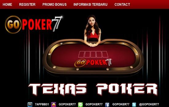 judi poker pakai uang asli
