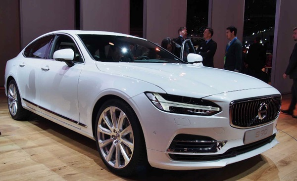 2017 volvo s90 price specs review redesign release date all about cars. Black Bedroom Furniture Sets. Home Design Ideas