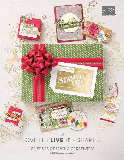 COMING SOON! 2018 Holiday Catalog!