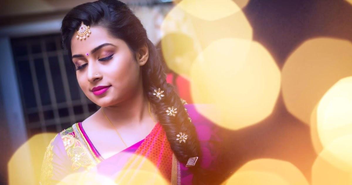 Mallu Bhabhi Cute Photos In Saree  Hot And Sexy-1415