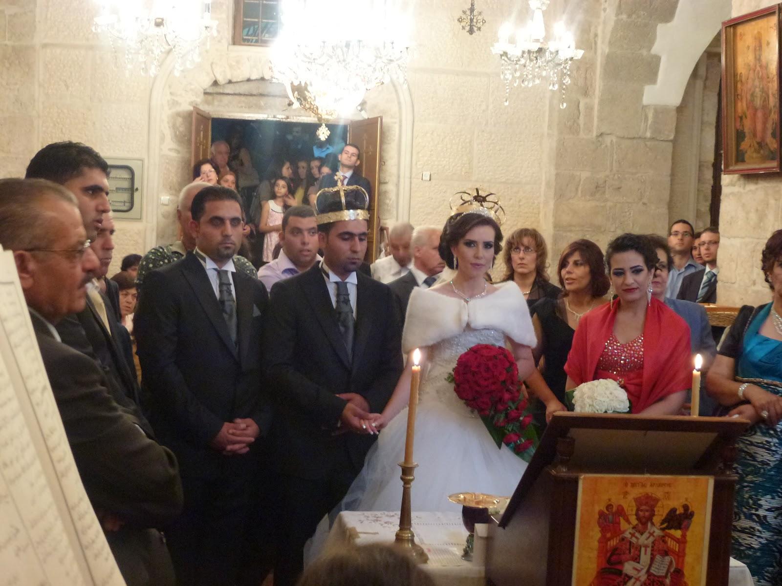 Kristinas Adventure: Hvad er mellemøsten uden et bryllup?