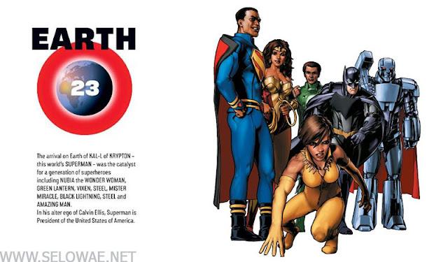 Mengenal 52 Macam Earth (Bumi) dalam DC Multiverse – Bagian 2