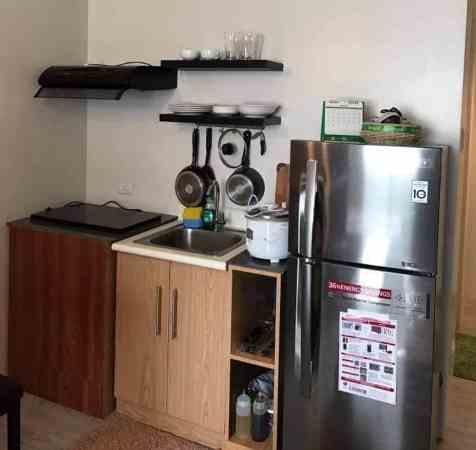 dapur rumah minimalis type 36 desain modern, bunda pasti