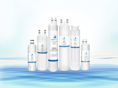 Crystala water filter products series