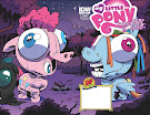 My Little Pony Friendship is Magic #3 Comic Cover Dynamic Forces Variant