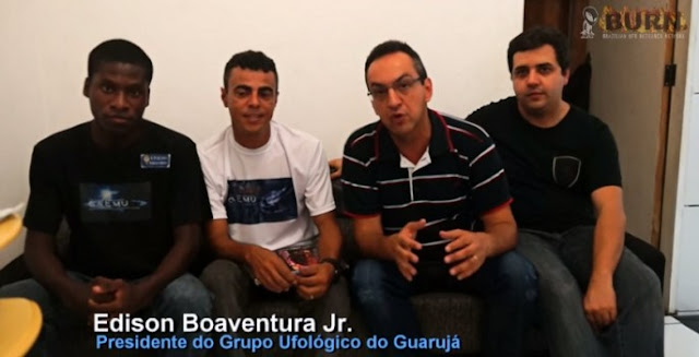 BURN Entrevista Grupo Ufológico da Baixada Santista – GAEMU