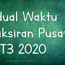 Jadual Peperiksaan Pentaksiran Tingkatan 3 (PT3) 2020