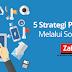 5 Strategi Pemasaran Melalui Sosial Media