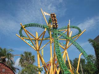 Busch Gardens Cheeta Hunt