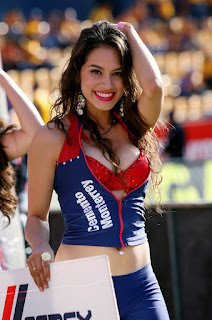 BELLEZAS LIGA MX