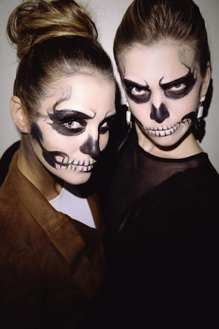 akcesoria, akcesroia do włosów, Halloween, inspiracje, makijaż, inspiracje haloweenowe,
