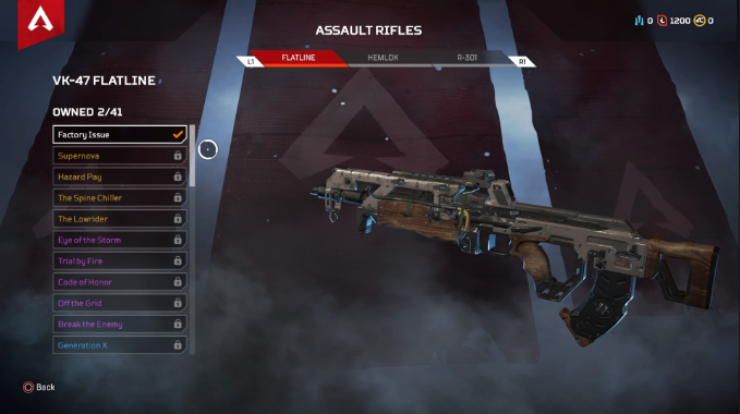 Daftar 6 Senjata Paling Sakit Di Game Apex Legends